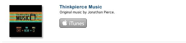 Thinkpierce Music on iTunes