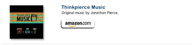 Thinkpierce Music on Amazon