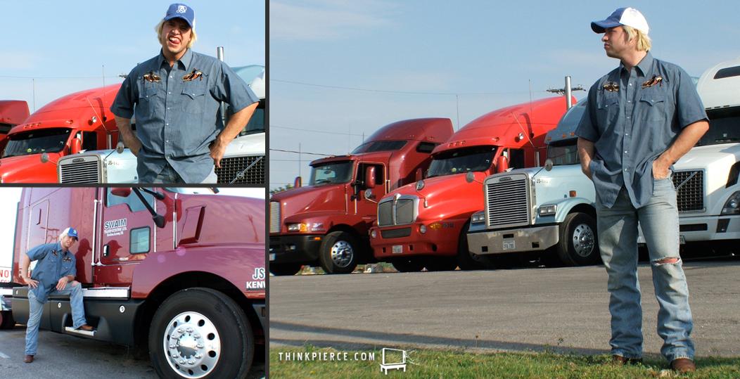 Jonathan the Trucker