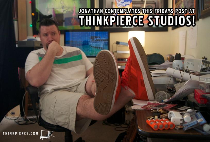 See the Thinkpierce Studios Office!