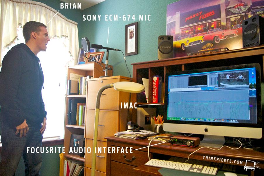 Annihilation Celebration voice-over by Brian Spratt