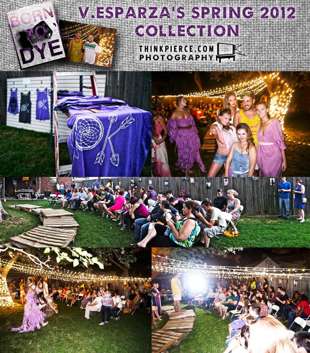 Photos of V.ESPARZA's Spring collection 2012