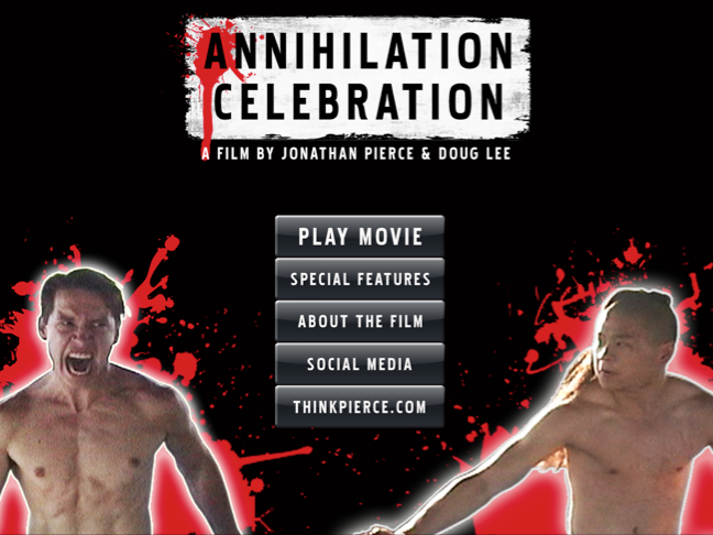 Annihilation Celebration Movie App by Jonathan Pierce & Doug Lee. Thinkpierce.com
