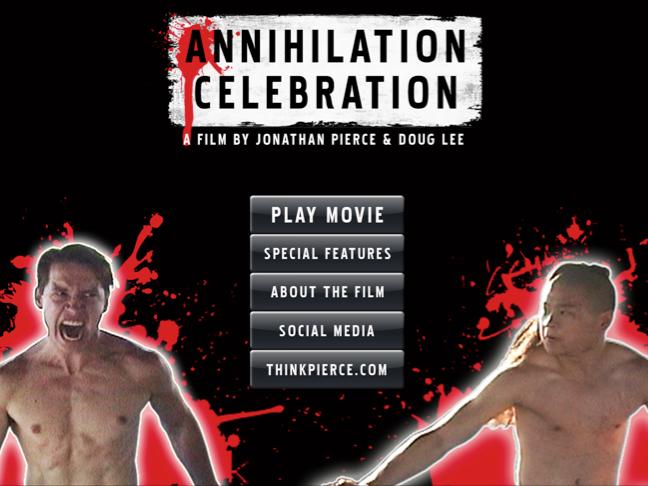 Annihilation Celebration Movie App by Jonathan Pierce & Doug Lee. Thinkpierce.com