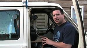 Jonathan's 1988 Van
