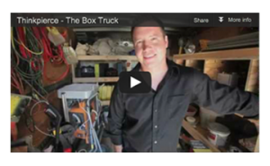 The Ford Box Truck