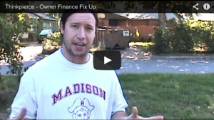 The Owner Finance Fix-up