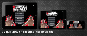 Annihilation Celebration App