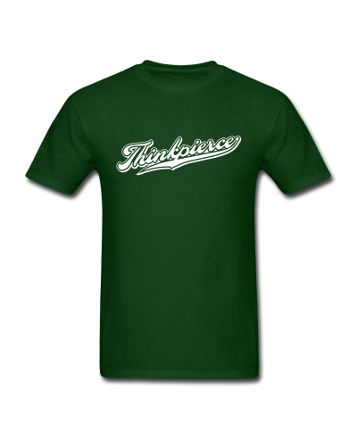 Men's Dark Green T-shirt