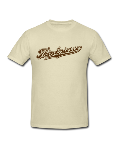 Men's Tan T-Shirt