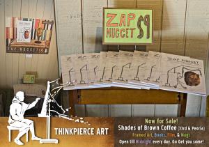 Zap Nugget at Shades of Brown