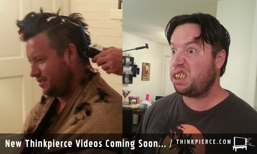 New Thinkpierce Videos Coming Soon