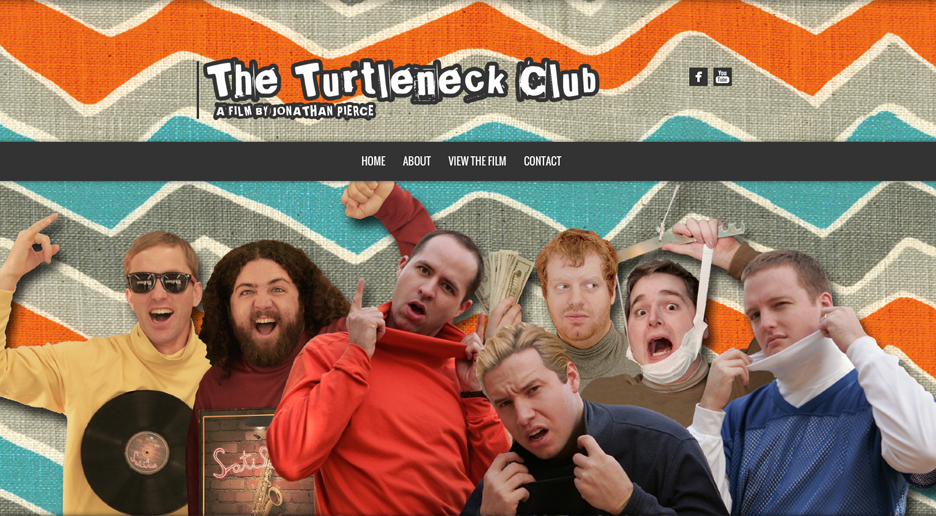 Well, it's here… The Turtleneck Club Movie!