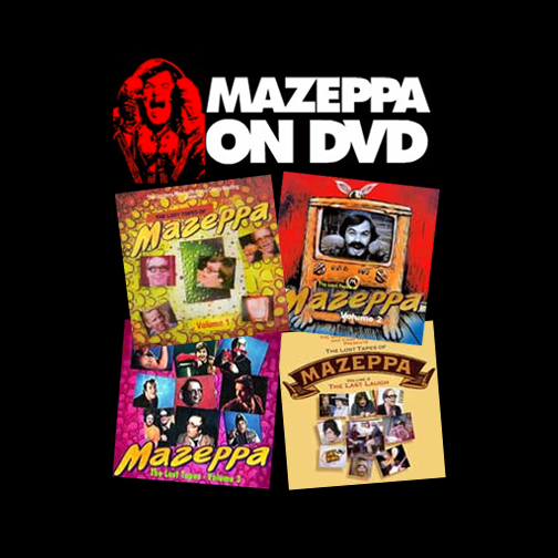 The Mezeppa Show on DVD