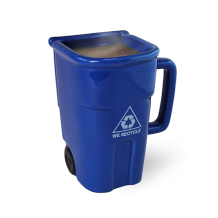 The Recycling Bin Mug by Big Mouth Toys